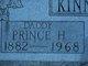 Prince H. Kinney