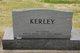 "Anna Martha ""Martha"" <I>Hartig</I> Kerley"