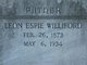 Leon Espie Williford