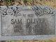 Samuel Franklin Oliver