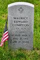 Profile photo:  Maurice Edward Compton