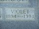 Violet Anderson