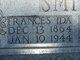 Frances Ida Smith