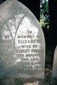 Elizabeth <I>Cheetham</I> Fidler