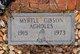 Profile photo:  Myrtle <I>Gibson</I> Acholes