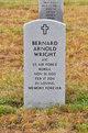 Profile photo:  Bernard Arnold Wright