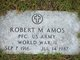 Robert Melvin Amos