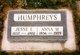 Jesse E Humphreys