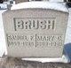 Mary C. <I>Richards</I> Brush