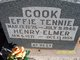 Henry Elmer Cook