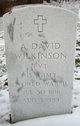Profile photo: Pvt A David Wilkinson