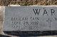 Morgan Samuel Ward