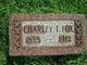 Profile photo:  Charles T. Fox