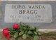 "Doris ""Wanda"" Bragg"