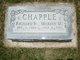 Richard R Chapple