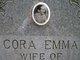 Profile photo:  Cora Emma <I>Martin</I> Askew