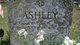 Anna B. <I>Ashley</I> Ashley