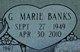 G. Marie <I>Banks</I> McDivitt