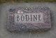 Profile photo:  Bodine