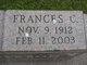Profile photo:  Frances Caroline <I>Nutt</I> Anderson