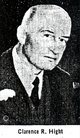 Clarence Rigby Hight