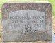 Edith Lora <I>Johnson</I> Byrum