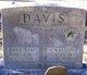 Effie Mae <I>Evans</I> Davis