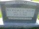 Rev Palmer Dallas Taylor