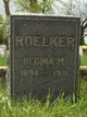 Regina M Roelker