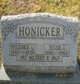 Profile photo:  Bessie L <I>Derr</I> Honicker