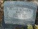 Profile photo:  Duane Borden Bales