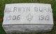 Profile photo:  Berwyn Burr