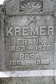 Rosa Catherine <I>Barbian</I> Kremer