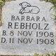 Barbara Rebholz