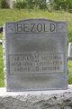"""Francis Xavier """"Frank"""" Bezold"""