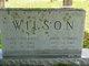 Alma <I>Etheridge</I> Wilson