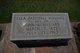 "Ella ""Lucy"" <I>Paschall</I> Hilliard"