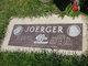 "Profile photo:  Henrietta ""Joyce"" Joerger"