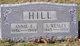 Annie Eliza <I>Marshall</I> Hill