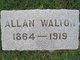 Profile photo:  Allan Walton