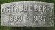 Gertrude M <I>Hill</I> Berry