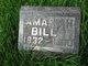 Profile photo:  Amariah Bills