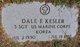 Sgt Dale Edwin Kesler