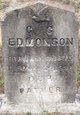 Profile photo:  Christopher Columbus Edmonson