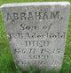 Profile photo:  Abraham Aderhold