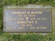"""Profile photo:  Charles Maurice """"Pete"""" Blithe"""