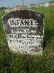 Infant Daughter Allgyer