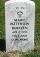 Marie Burkeen