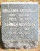 Hannah <I>Pittsley</I> Reynolds