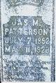 James M, Patterson